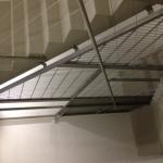 Treppenhausabtrennnung